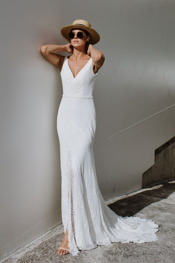 00-Posie-wedding-dress-lace-ruched-bodice-banner