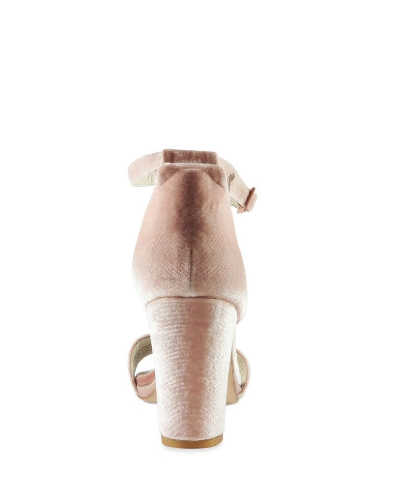 Evermore-Blush-Velvet-heels-back-view