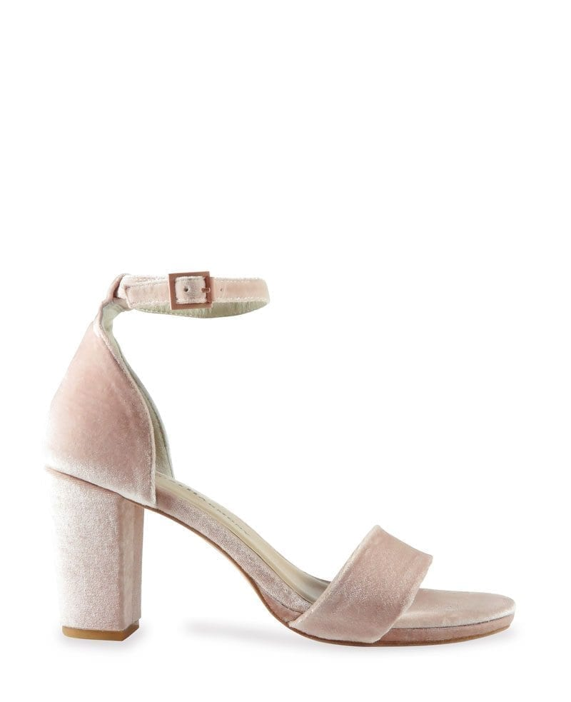 Evermore-Blush-Velvet-heels-side-view